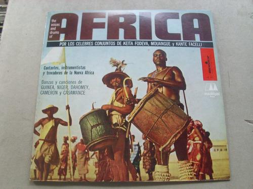 música etnica africana de diferentes países  podes elegir