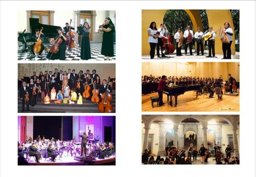 música eventos, espectáculos, grabaciones, medios y ed