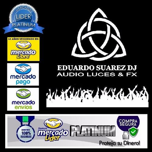 musica funcional mixer usb bluetooth 8 parlantes techo esdj