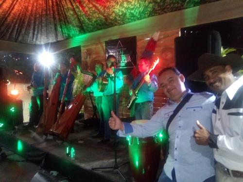 musica llanera en vivo joropo parranda criolla arpa