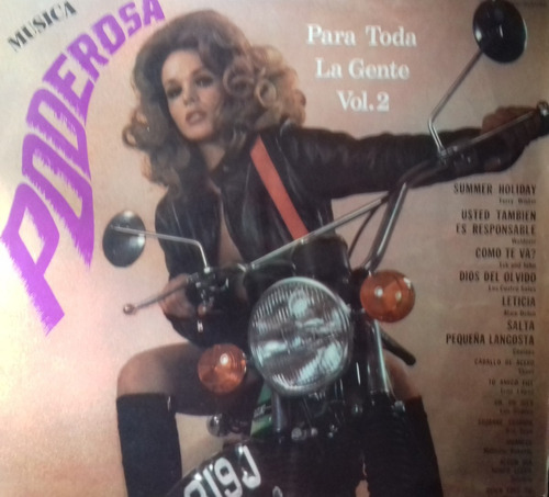 musica poderosa vol. 2 terry winter alain delon scorpio pvl