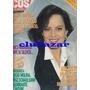 Antigua Revista Cosas Chile Cecilia Bolocco Enero 1990