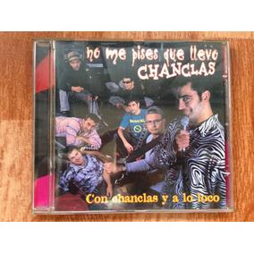Que No Me Pop Cd Grupo Original Llevo Español Pises Chanclas QshrCxtdB