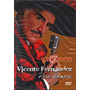 Vicente Fernandez Para Siempre Karaoke Dvd