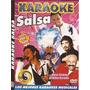 Karaoke De Salsa Colección En Dvd.