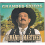 Armando Martinez - Grandes Exitos Cd Original Nuevo