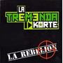 Box Set Cd La Tremenda Korte. La Rebelión