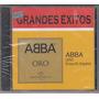 Abba - Oro Grandes Exitos Cd Nuevo Original