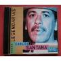 Cd Carlos Santana (voces Legendarias)