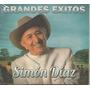 Simon Diaz. Grandes Exitos. Cd Original Nuevo