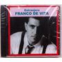 Franco De Vita. Extranjero. Cd Original, Nuevo