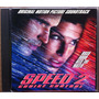 Speed 2. Cd Soundtrack Original, Nuevo
