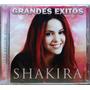 Shakira Cd Serie Grandes Exitos