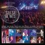 Cd + Dvd - Gigantes De La Salsa - En Vivo En Curazao