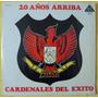 Cardenales Del Éxito / 20 Años Arriba / Lp / Buen Estado