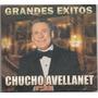 Chucho Avellanet. Grandes Exitos. Cd Original Nuevo