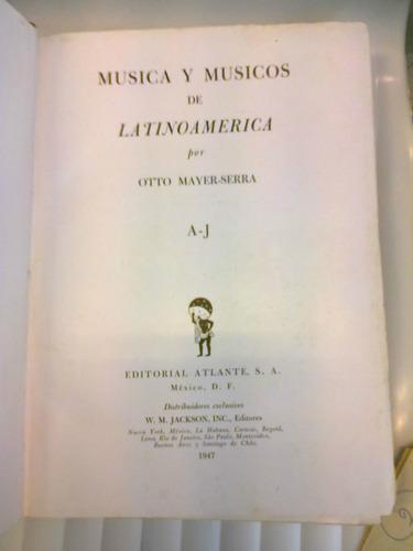 musica y musicos de latinoamerica