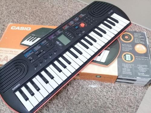 musical casio teclado