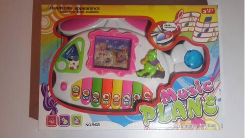 musical musica juguete