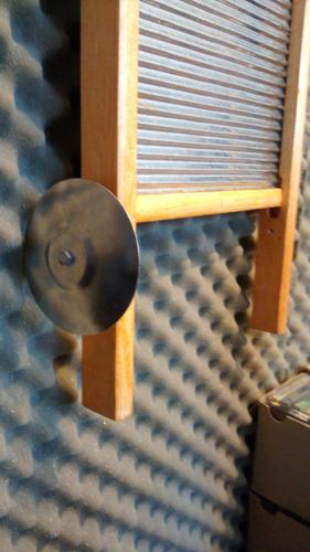 musical percusión tallador