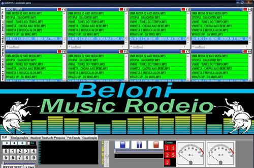 musicas de rodeio, vinhetas, efeitos + programa*atualizado*