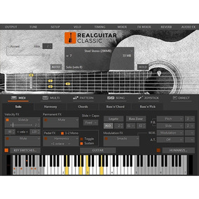 Real Guitar Vst - Software en Mercado Libre Argentina