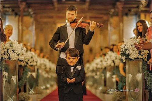 músicos para cerimônia casamento