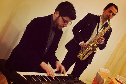 músicos/audio para matrimonio y eventos. piano, saxo y otros