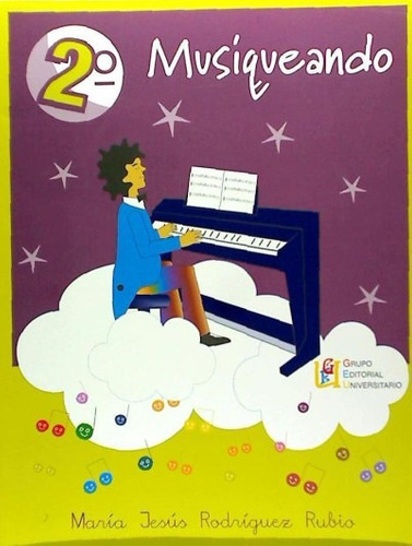musiqueando 2(libro música)