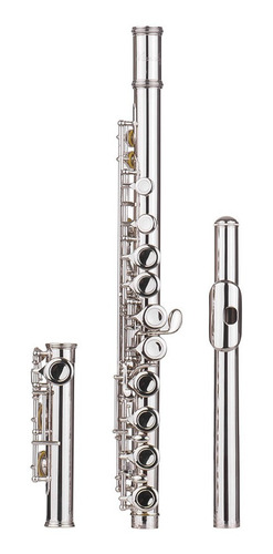 muslady 16 agujeros agujero cerrado flauta c flautas