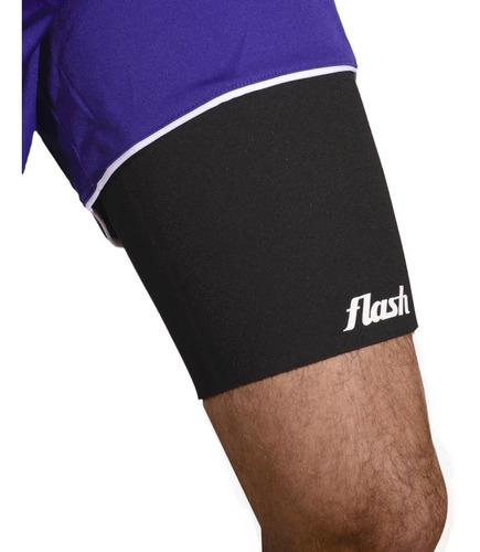 muslera neoprene flash proteccion muslo compresion 3.5 mm