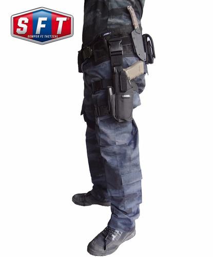 muslera pistolera swat deluxe zurda de semper fi tactical®