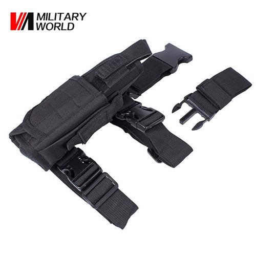 muslera táctica para pistola airsoft policia o ejercito