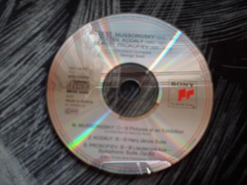 mussorsky kodàly prokofiev