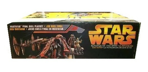 mustafar final duel playset star wars