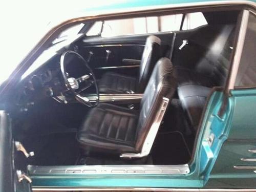 mustang 1966 clásico