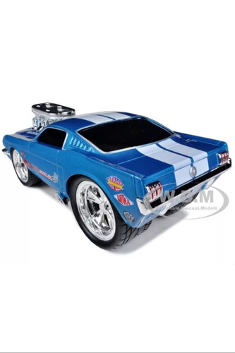 mustang 1966 maisto muscle machine 1/24
