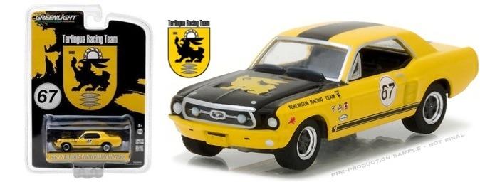 Mustang 1967 Terlingua Continuation