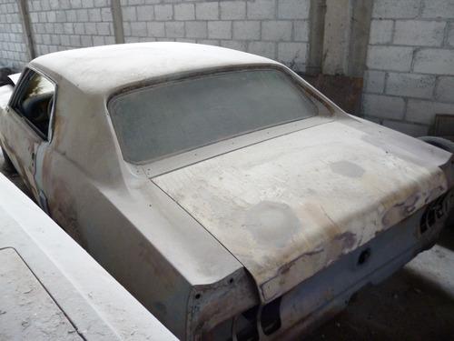 mustang 1969 proyecto de restauraciòn,precio fijo, no partes