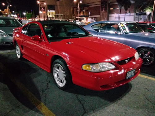 mustang 1996  impecable   4.6  coupe