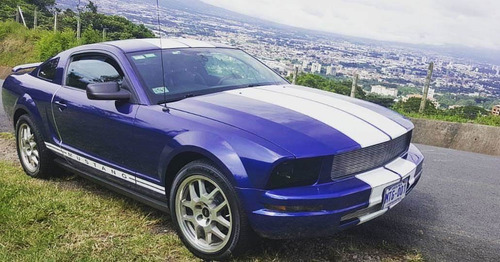 mustang 2005 automatico gas glp