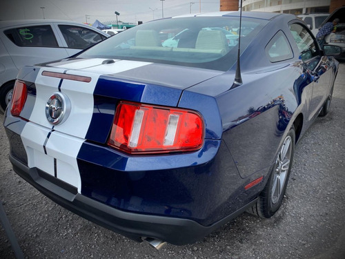mustang 2012, v6 automatico