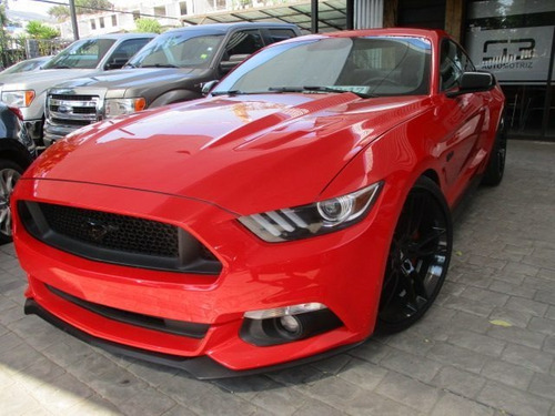 mustang aut ford
