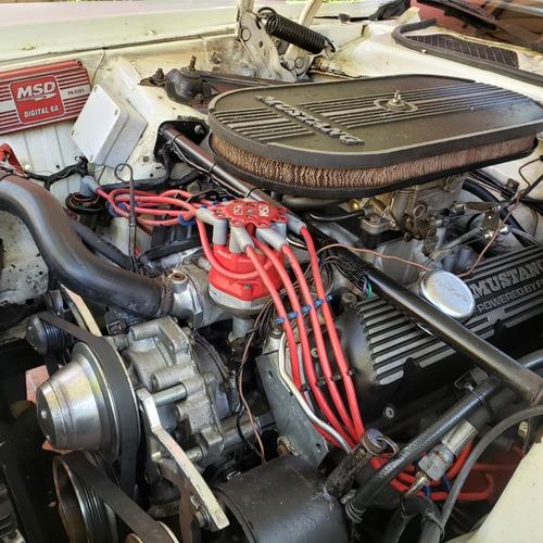 mustang convertible 73