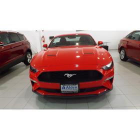 Mustang Ecoboost $78,100 Descuento/credito/arrendamiento