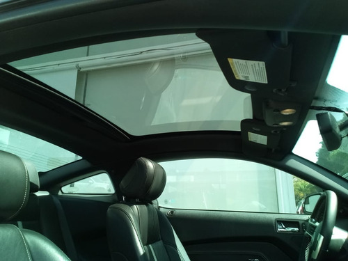 mustang gt glass roof