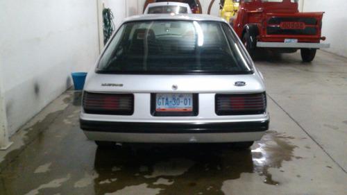 mustang hatchback 1983