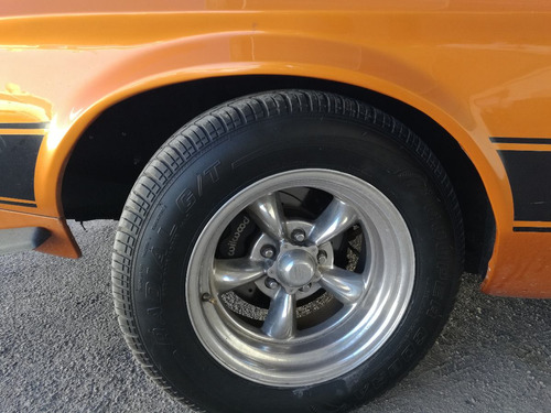 mustang mach one 1973