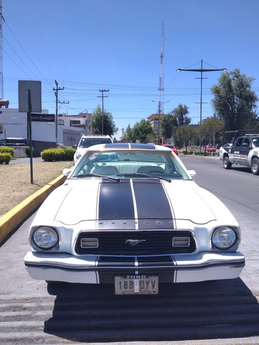 mustang  mod 74, clasico