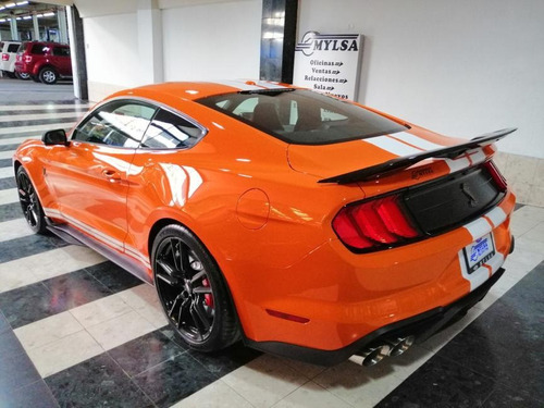 mustang  shelby gt 500